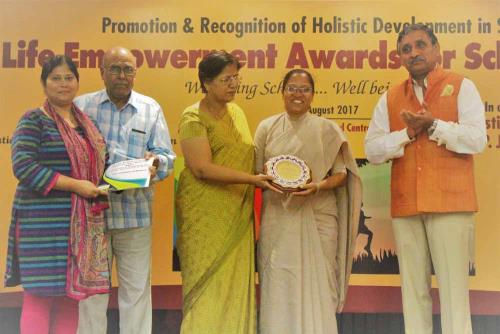 Life Empowerment  Jury Award 2017- Promoting Indian Art and culture