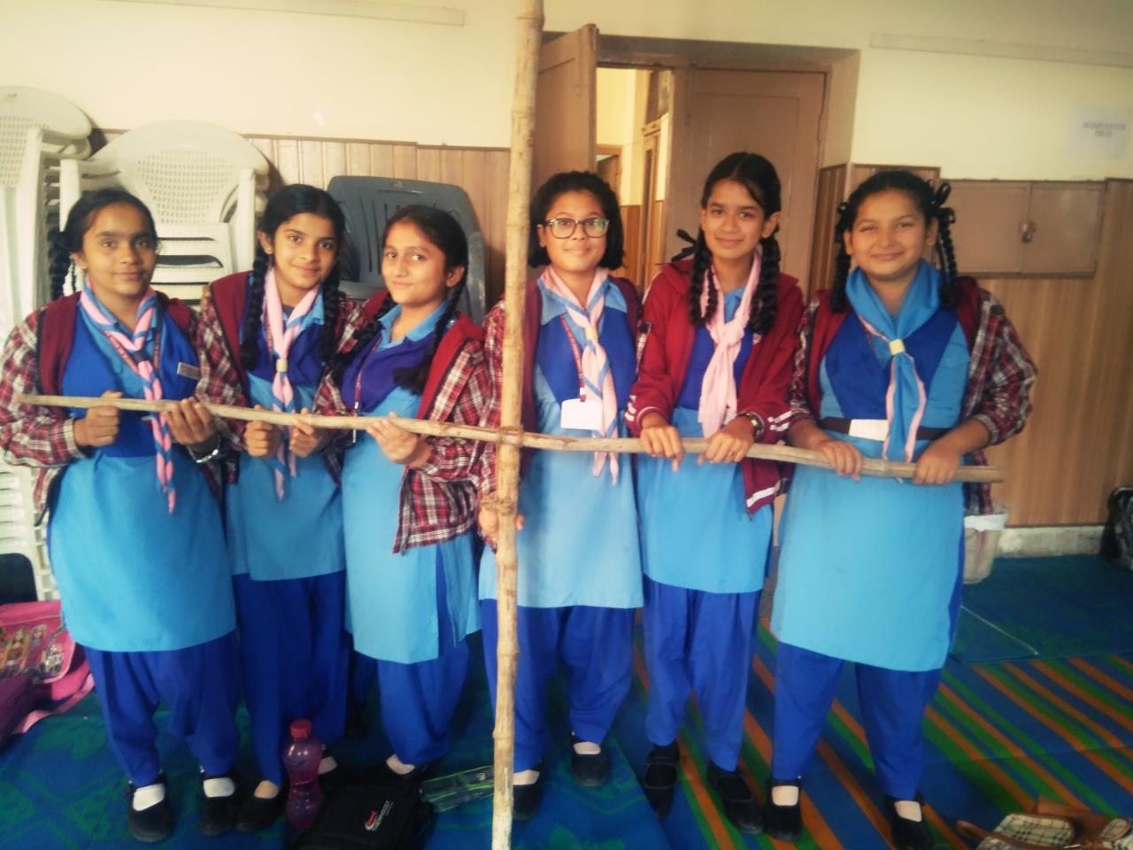 Girl Guide Dwitiya Course