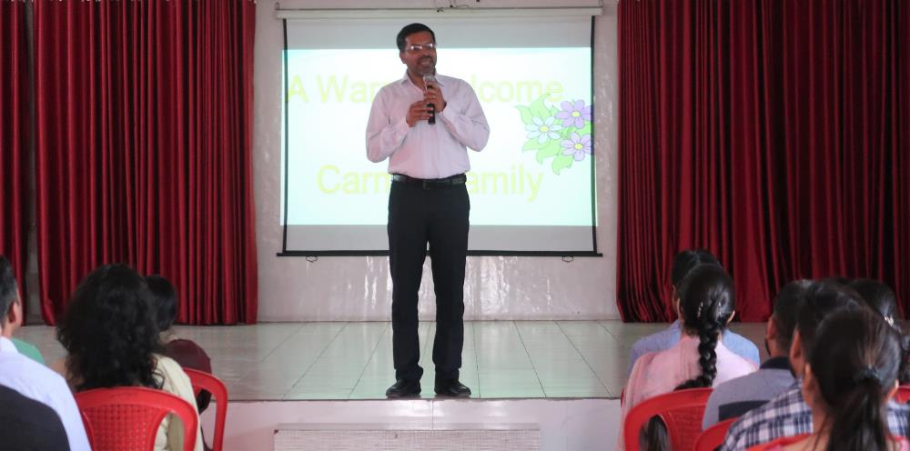 Seminar for New Parents of LKG